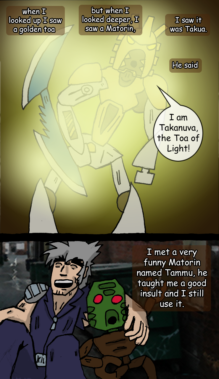 The Birth of Takanuva : 04